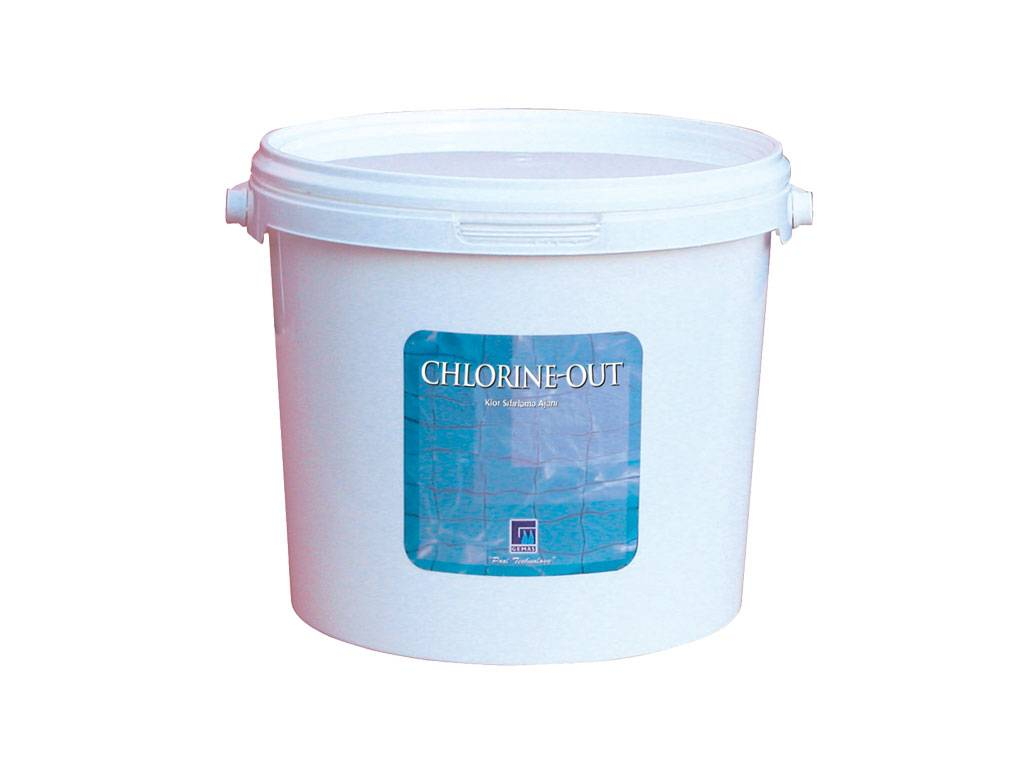 """""""CHLORINE-OUT"""" Non-Chlorine Shock Treatment"""