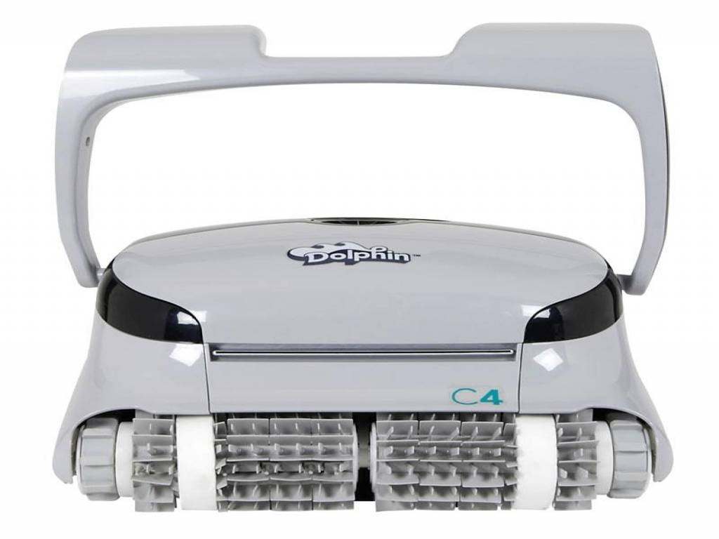 """DOLPHIN """"C4"""" AUTOMATIC POOL CLEANERS."""