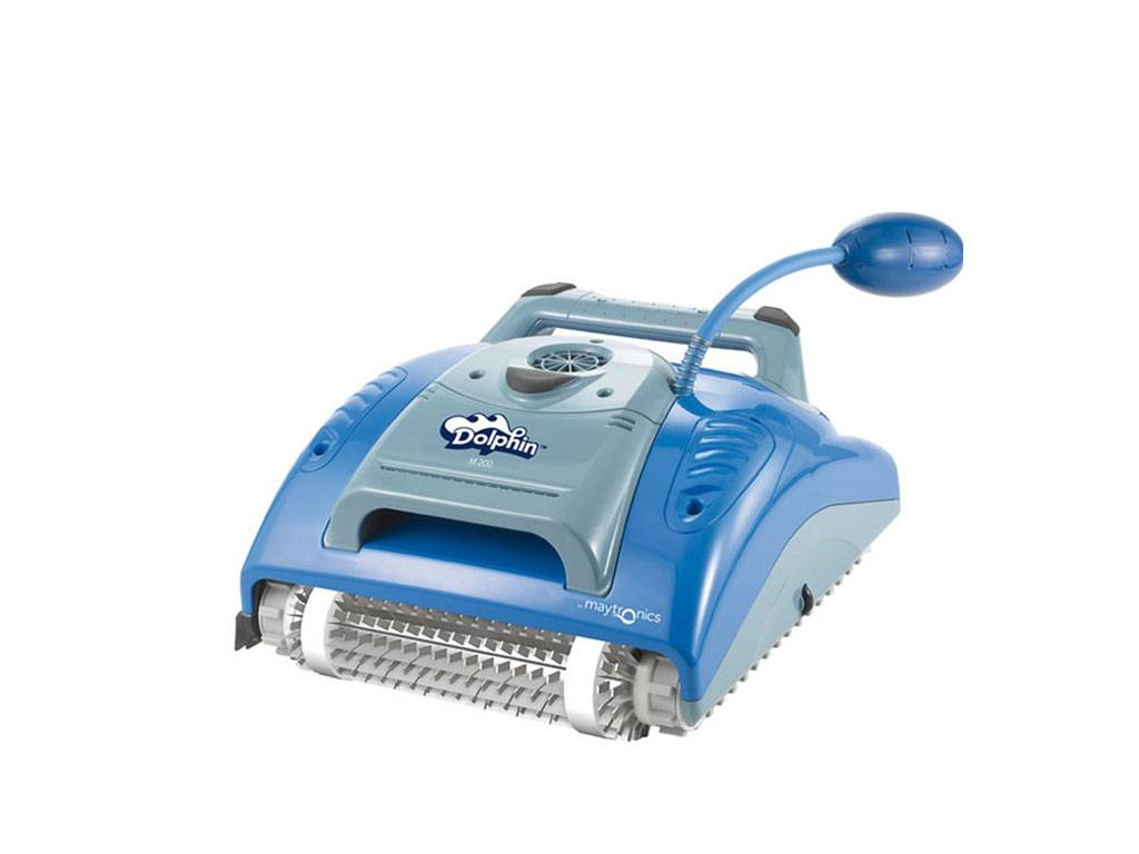 """DOLPHIN """"M200"""" AUTOMATIC POOL CLEANERS"""