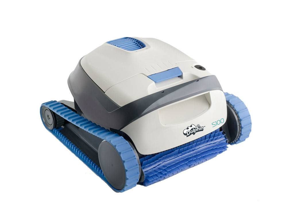 """DOLPHIN """"S100"""" AUTOMATIC POOL CLEANERS"""