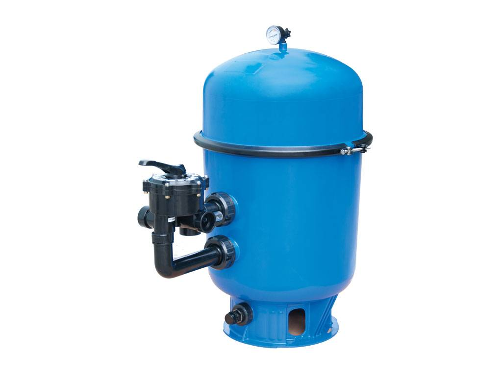"""GEMAS """"INJECTRONE CL"""" PLASTIC SAND FILTER"""