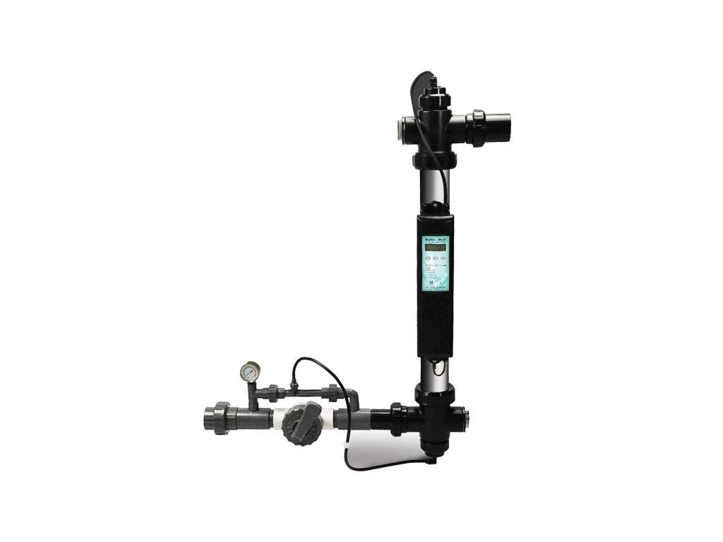 Ozone + Ultraviolet Combined Disinfection Systems