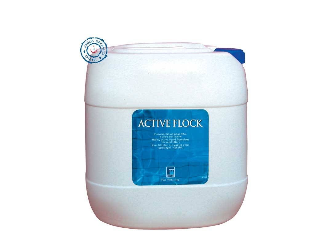 "ACTIVE FLOCK"" Liquid"