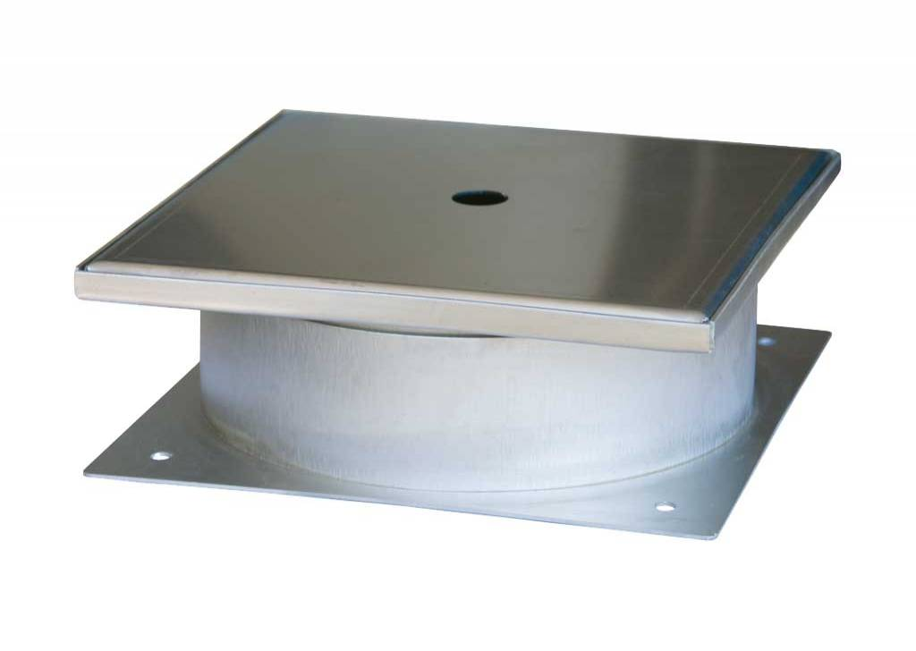 Stainless Steel Level Adjustable Lid for Concrete Pools