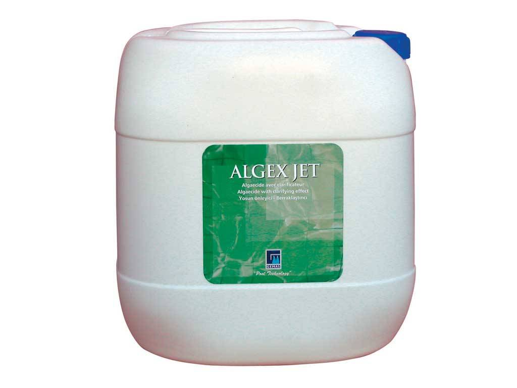 """ALGEX JET"" Algicides"