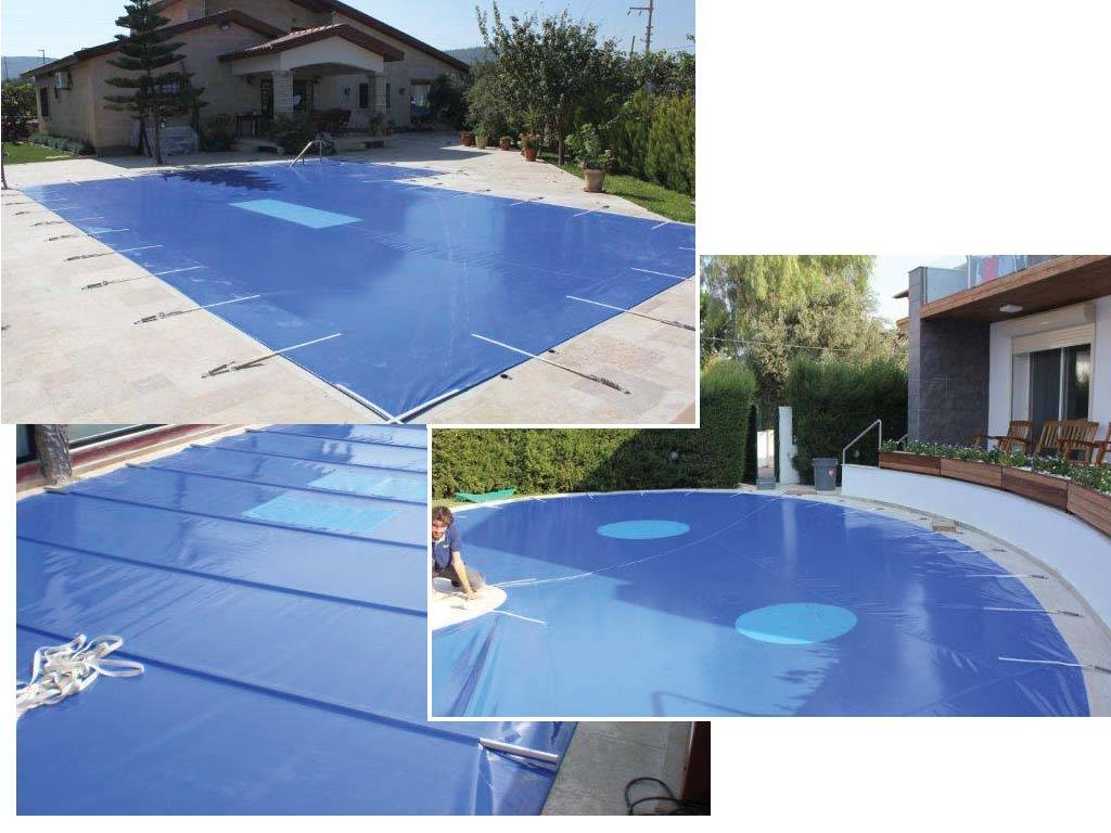 COVERTEC Pool Cover