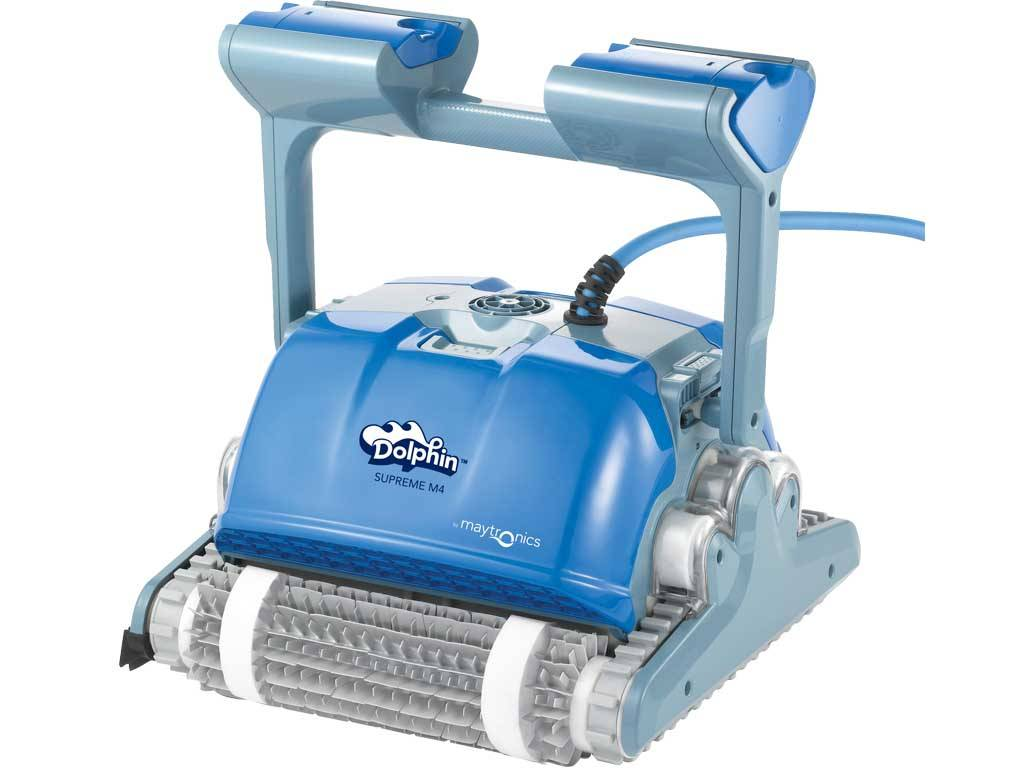 "DOLPHIN ""SUPREME M4"" AUTOMATIC POOL CLEANER"