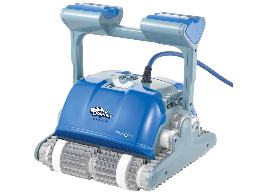 "DOLPHIN ""SUPREME M5"" AUTOMATIC POOL CLEANER"