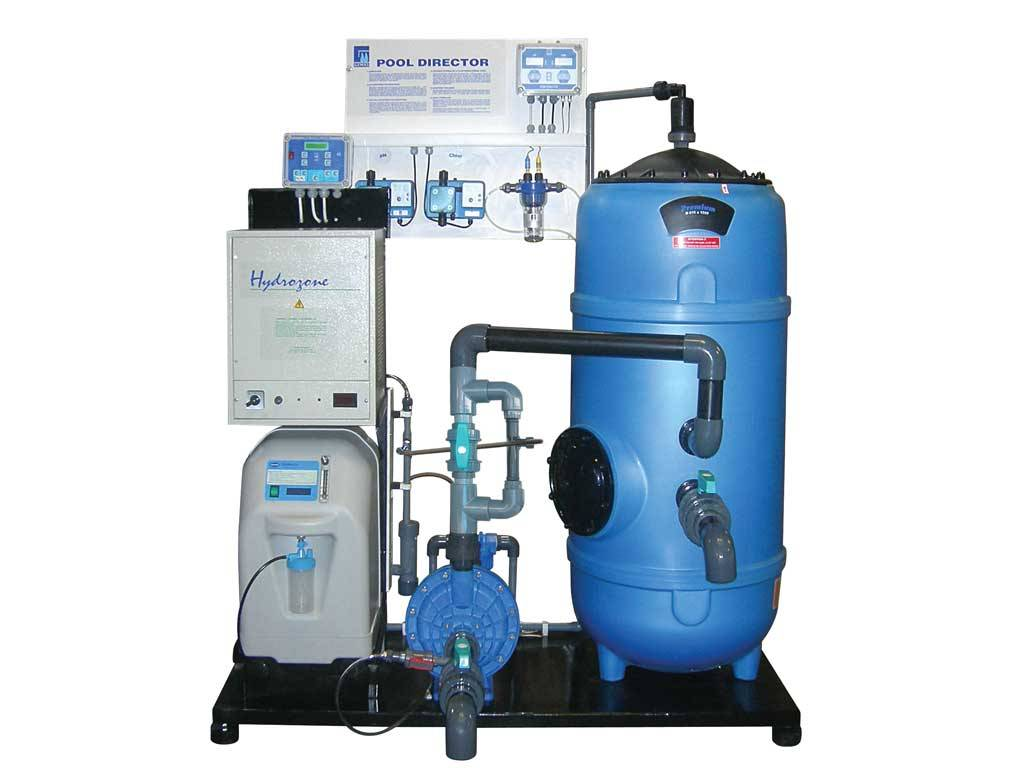 GEMAS HYDROZONE Corona Discharge COMPACT Ozone Systems