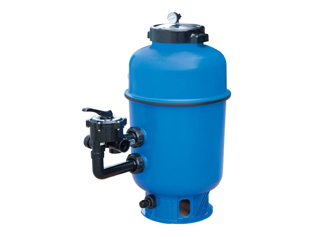 "GEMAS ""INJECTRONE"" PLASTIC SAND FILTER"