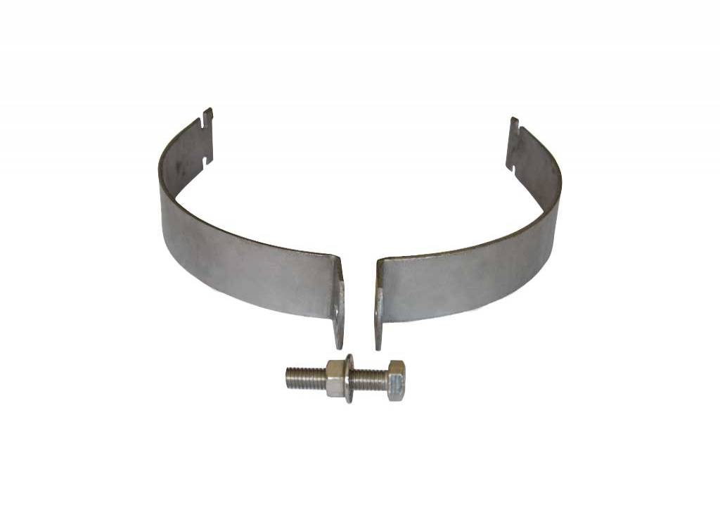 GEMAS SLIDING PIPE CLAMP FOR SUPPORT