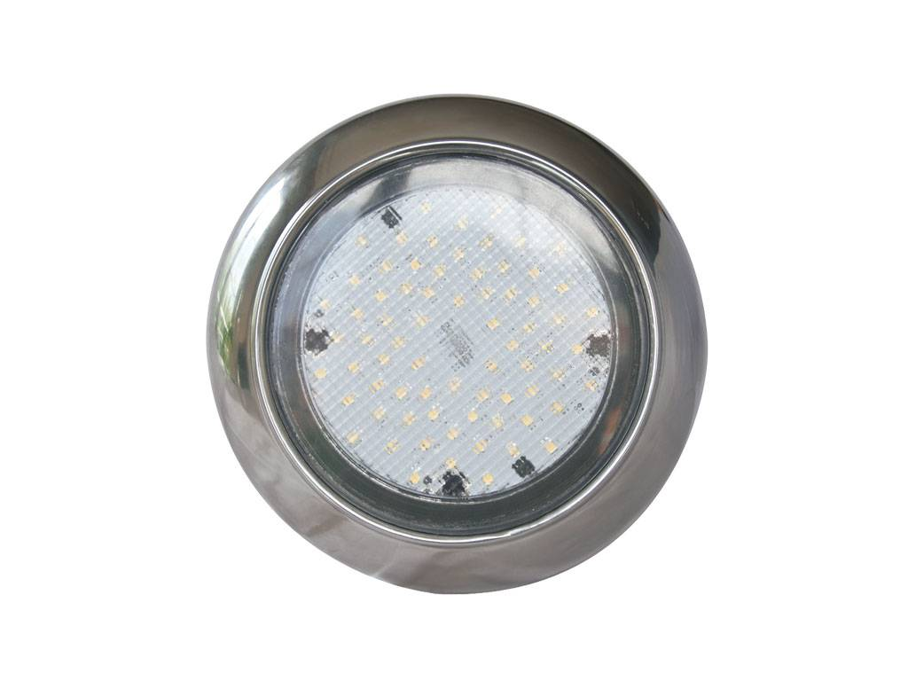 """MIDI-Clicker-INOX"" Underwater Light without Niche, Single Color"