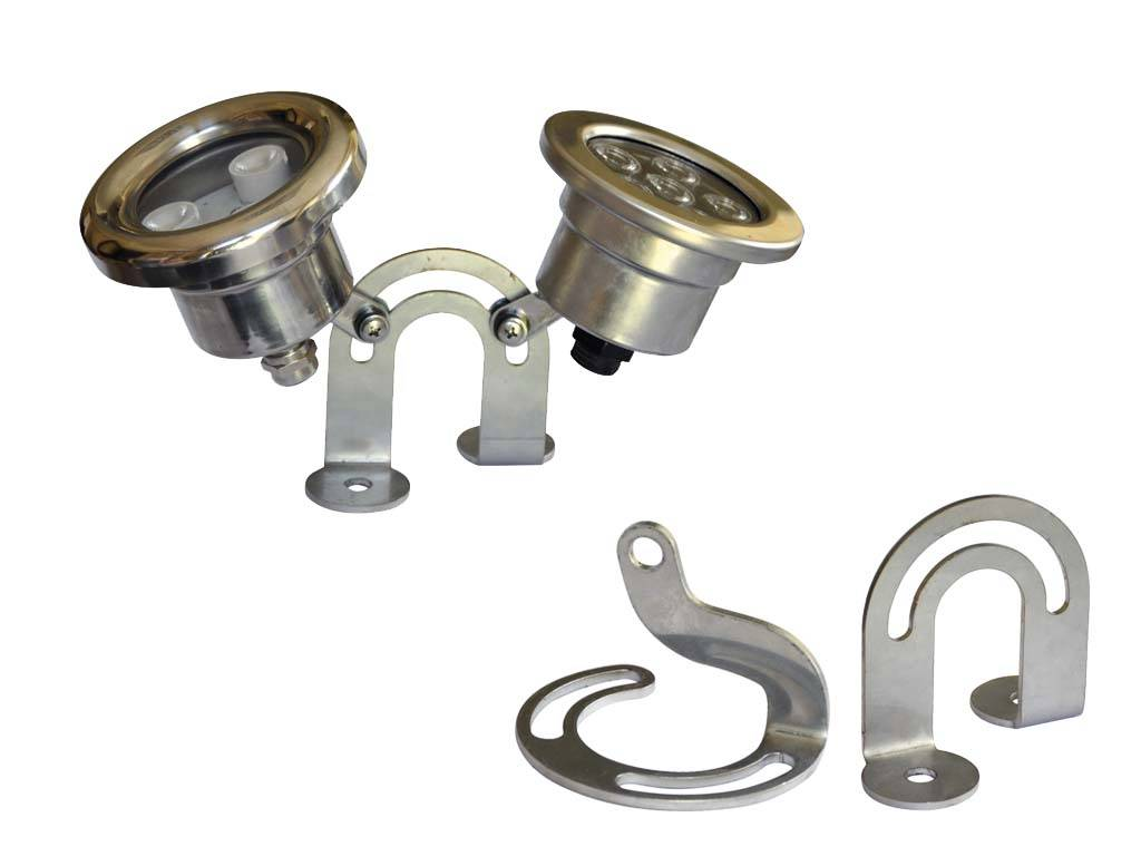 Stainless Steel Pool Light Foots