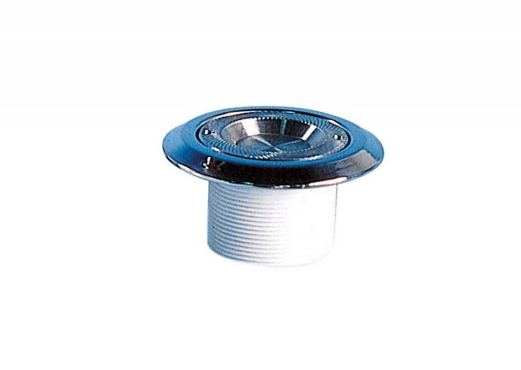 Stainless Steel Suction Inlet for Concrete Pools