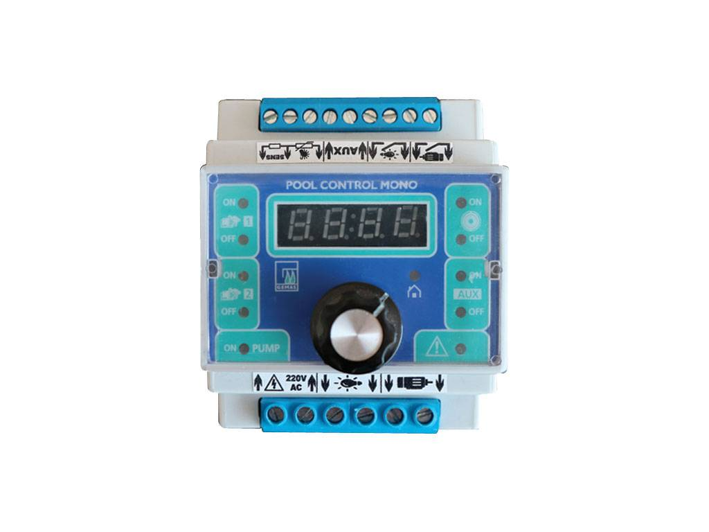 Pool Control Mono/Tri - Elektronic Control Boards