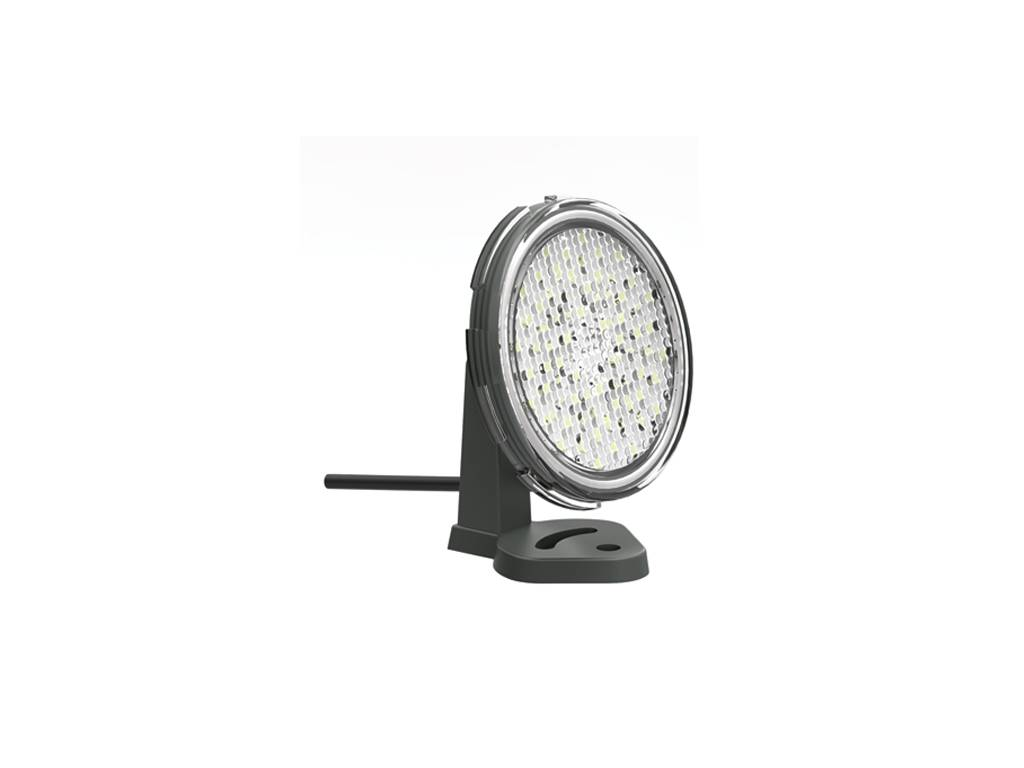 """Spot 10"" Underwater Ornamental Light, Single Color"