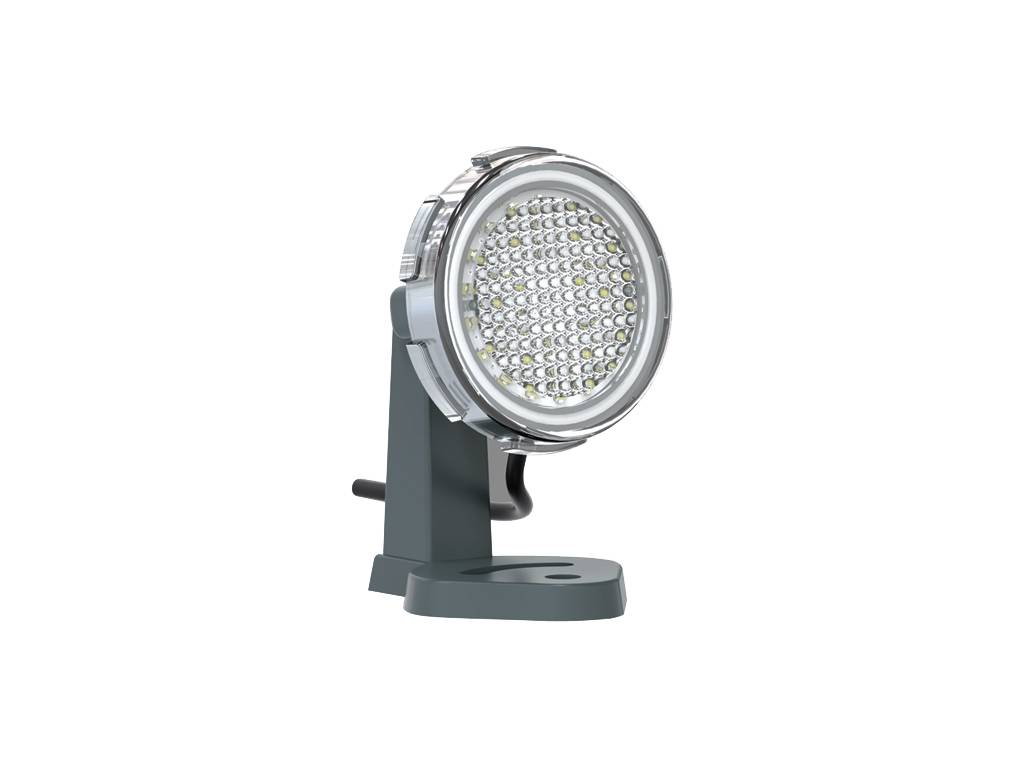 """Spot 11"" Underwater Ornamental Light, Single Color"