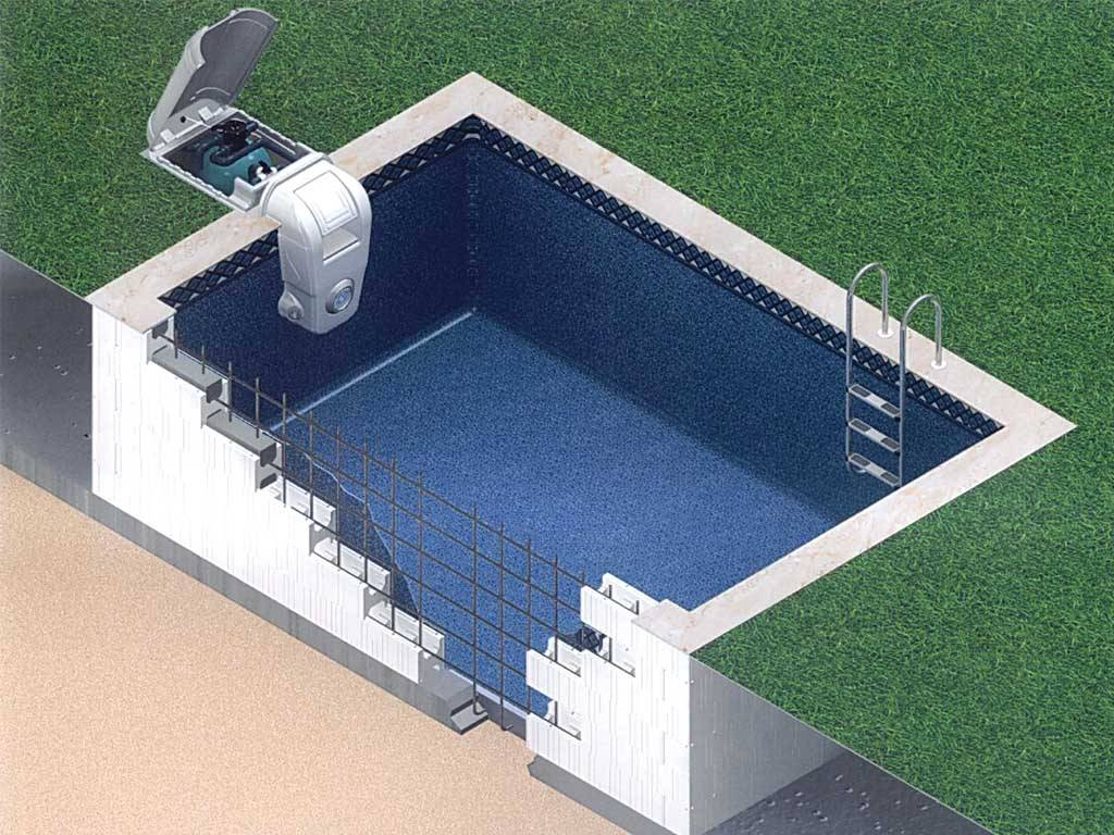 Stropool RECTON-KD Filtrasyon Sistemi