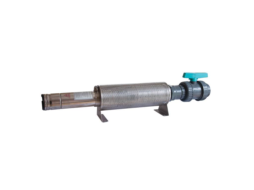 High pressure - High Flow Submersible deepwell pumps